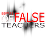 Beware of false teachers png by madetobeunique