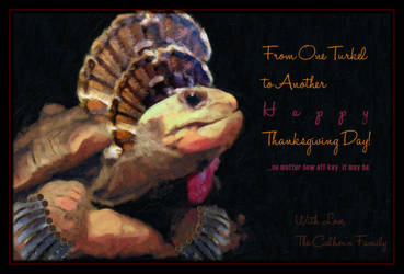Happy Thanksgiving Day America by madetobeunique