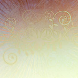 Curly Grunge Background Burst by madetobeunique