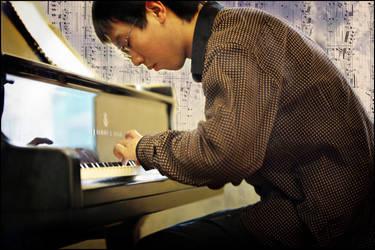 A Musician's Mind by MemoriesAlways