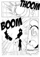 League of Legends Fan Comic Lux's episode Page 02 by Xano501