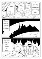 League of Legends Fan Comic Lux's episode Page 03 by Xano501