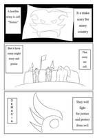 League of Legends Fan Comic Lux's episode Page 04 by Xano501