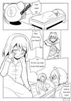 League of Legends Fan Comic Lux's episode Page 05 by Xano501