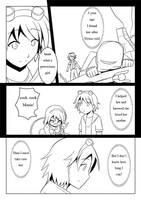 League of Legends Fan Comic Lux's episode Page 08 by Xano501