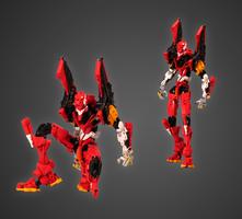 Eva Unit 02 by retinence