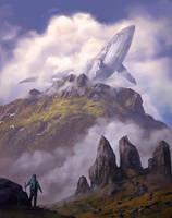 Flying high! by HjalmarWahlin