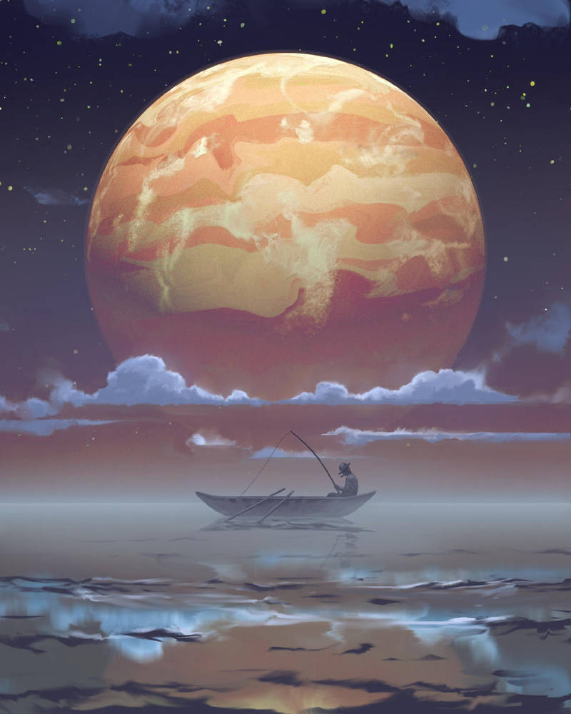 Fisherman by HjalmarWahlin