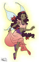 Disney Fairies - Fira by Keah