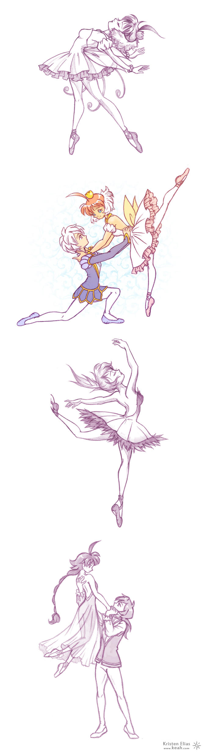 Come Dance With Me? by Keah