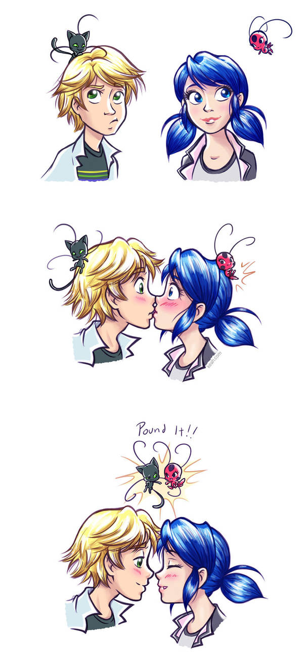 Just Kiss Already!! by Keah