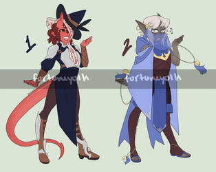 [CLOSED] Set Price DnD Adopts by fortuneyolk