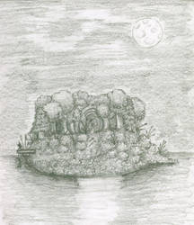 This Island by 666irises