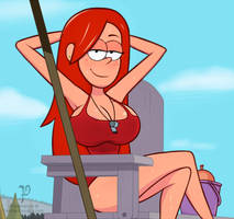 Lifeguard Wendy by Prominence85