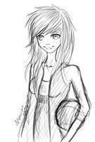 +Free Sketches - Tsukisia+ by Nama-e