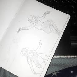 Sketch #5 by deadly-doll-studios