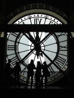 Paris Time II - Silhouettes by Ar-Zimraphel
