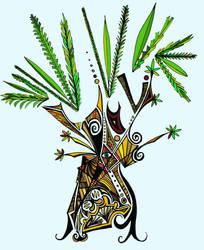 RAD4 - Tree by Ar-Zimraphel