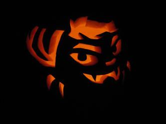 Aris Pumpkin by Babywarrior5