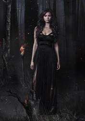The Vampire Diaries - Katherine by Gun4ux