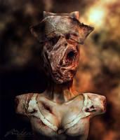 The Nurse - Front by Dizegno