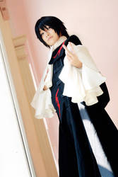 CODE GEASS_the prince by Dan-Gyokuei
