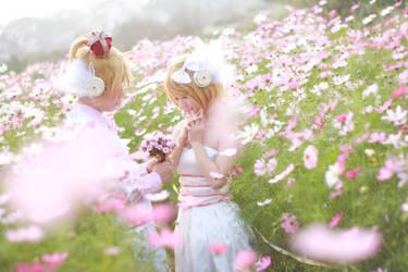 White magnet_tenderness by Dan-Gyokuei