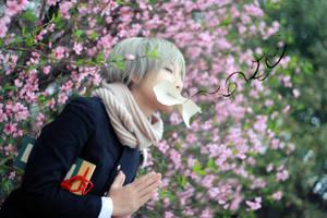 Natsume Yujin Cho_breath the spring by Dan-Gyokuei