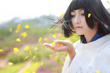 Spirited away_ Winding flower by Dan-Gyokuei
