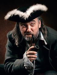 Pirate John Silver by MacLoudDS