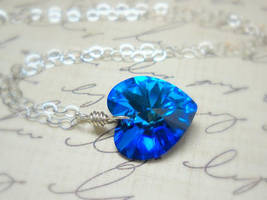 Blue Velvet by ClassicKeepsakes