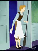 Genderbend Cinderella by Furious-Spartan