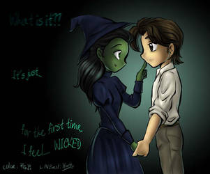 4ever WICKED by Lil-R-Mena
