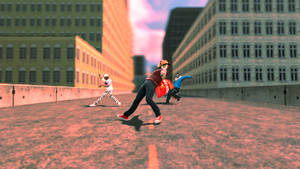 Vanoss and friends : Persona 5 style by CrashValentine