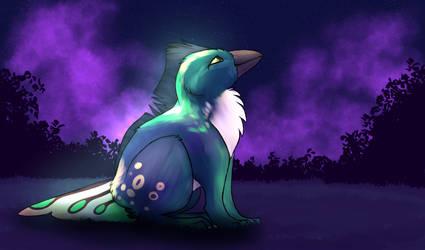 Totem by BlaideBlack