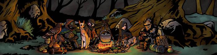 Darkest Dungeon by BlaideBlack