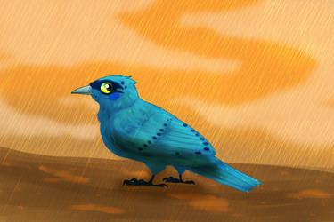 Blue by BlaideBlack