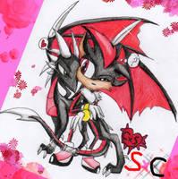 CynderXShadow by Bunnygirl51728