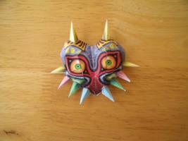 Papercraft Majora's Mask by Drawingdude1098
