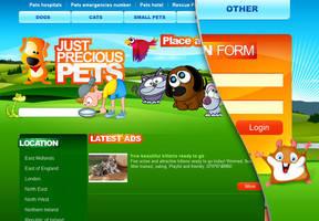 Evident Art UK Website Design by evidentart