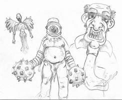 Devil Ville - Concept Art 3 by uberdiablo-pixels