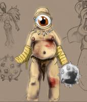 Devil Ville - Concept Art 4 by uberdiablo-pixels