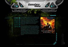 GameCore Concept by uberdiablo-pixels