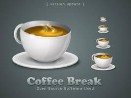 CoffeeBreak by uberdiablo-pixels