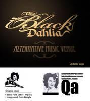 The Black Dahlia by uberdiablo-pixels