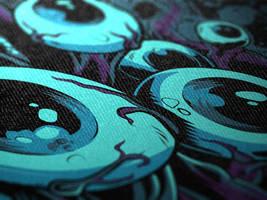 Of Eyes by uberdiablo-pixels