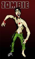 Zombie Parade by uberdiablo-pixels