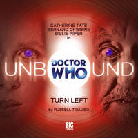 Doctor Who Unbound: Turn Left by Cotterill23