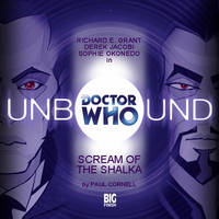 Doctor Who Unbound: Scream of the Shalka by Cotterill23