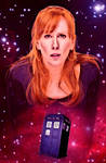 Donna Noble - Citizen of the Universe by Cotterill23